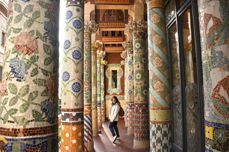 Plans originales en Barcelona - Palau de la Música