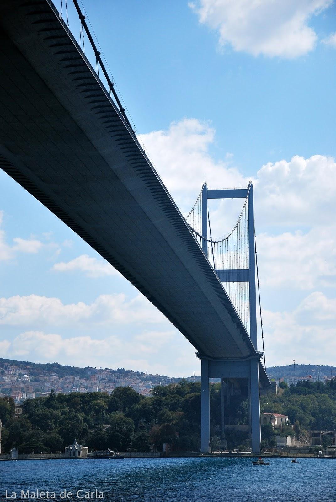 10 visitas imprescindibles en Estambul: crucero por el Bósforo