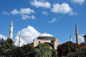 10 visitas imprescindibles en Estambul: Santa Sofía