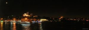 10 visitas imprescindibles en Estambul: estambul de noche