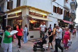 La Cantonada en Sitges