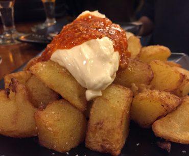 Patatas bravas de El Cable