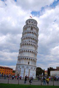 Qué hacer en Pisa en un día: torre inclinada de Pisa