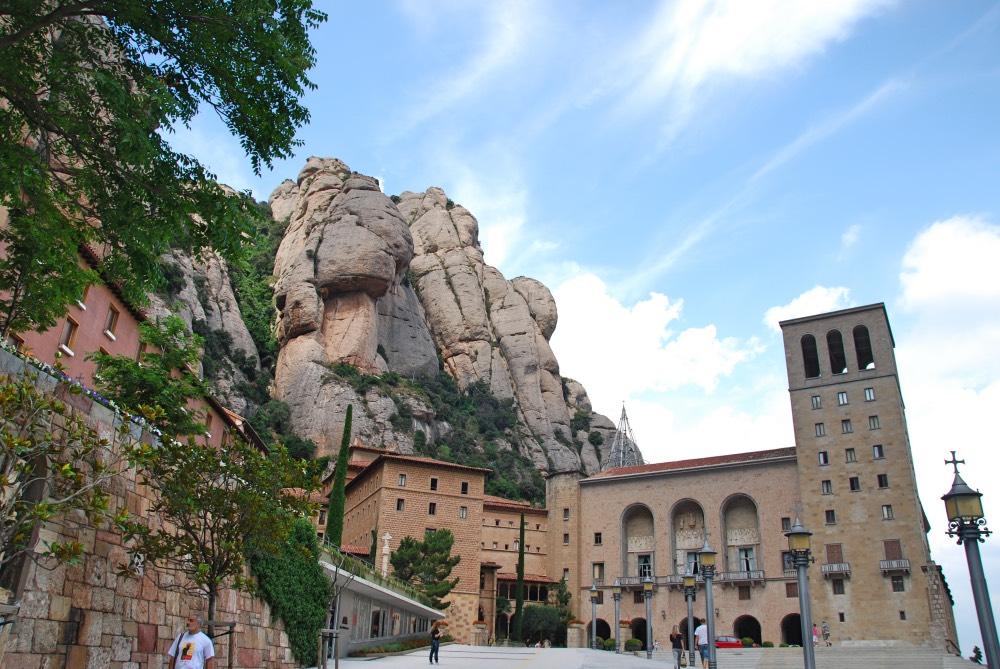 El Monasterio de Montserrat