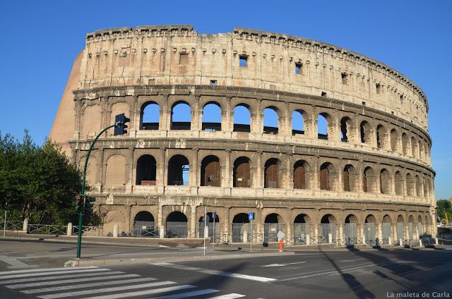 Encontrar alojamiento en Roma cerca del Coliseo
