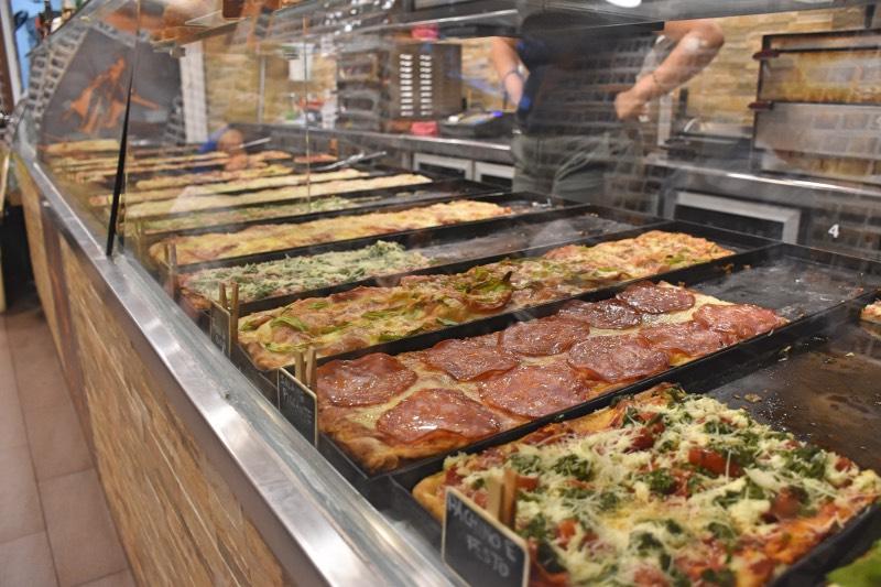 Dónde comer bien y barato en Roma