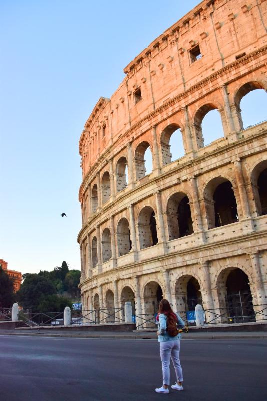 El Coliseo Romano Información Y Visita Sin Colas La Maleta De Carla