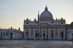 Consejos para visitar el Vaticano: la Basílica de San Pedro
