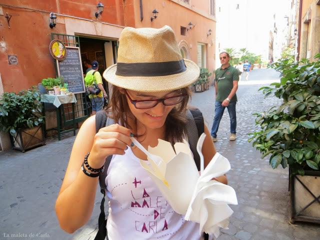 Consejos para ahorrar en Roma: comida para llevar