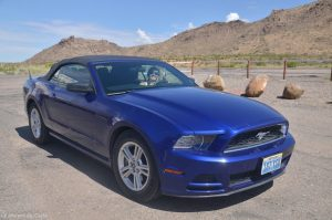 Nuestro Ford Mustang Convertible