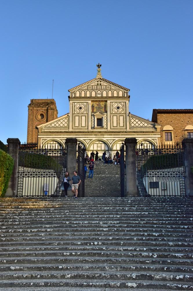 Experiencias gratis en Florencia: San Miniato al Monte