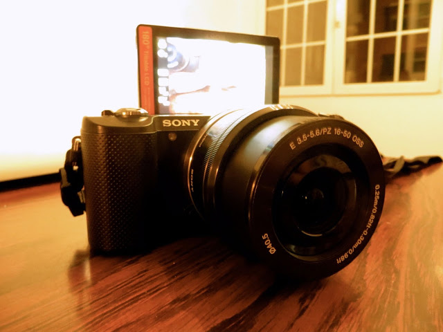 cámara fotos Sony a5000