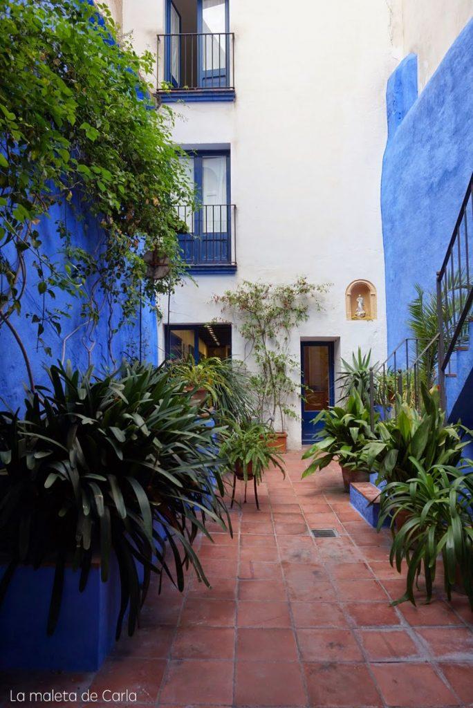 Qué hacer en Sitges: el Pati Blau