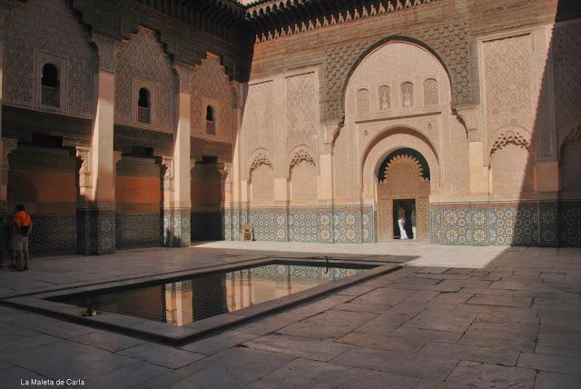 Qué hacer en Marrakech: Madraza Ben Yousef