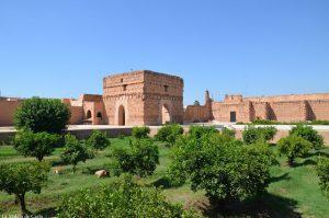 Qué hacer en Marrakech: Palacio el Badi
