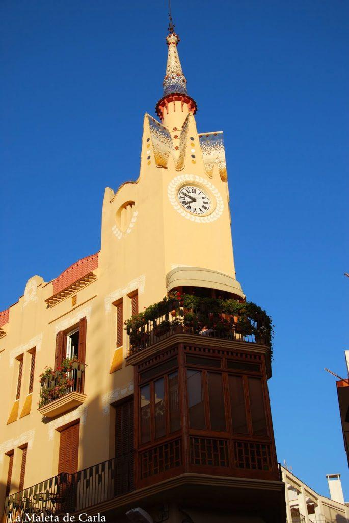 Qué hacer en Sitges: la Plaça del cap de la Vila