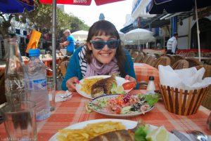 Un día en Essaouira: probando pescado fresco