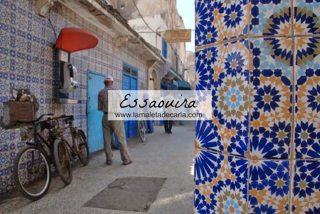 Un día en Essaouira