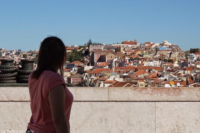 Qué hacer en Lisboa: Arco da Rua Augusta