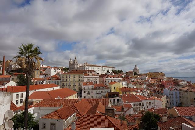 Qué hacer en Lisboa: recorrer el Barrio de Alfama