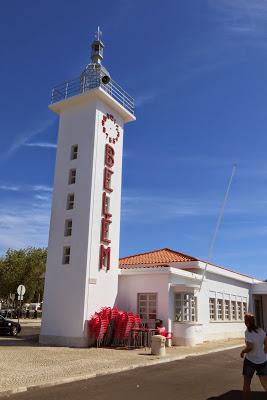 El puerto de Belém