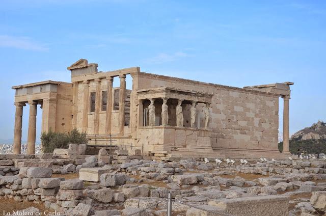 Qué hacer en Atenas: la Acrópolis