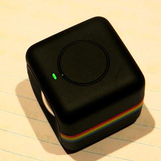 polaroid cube encendido