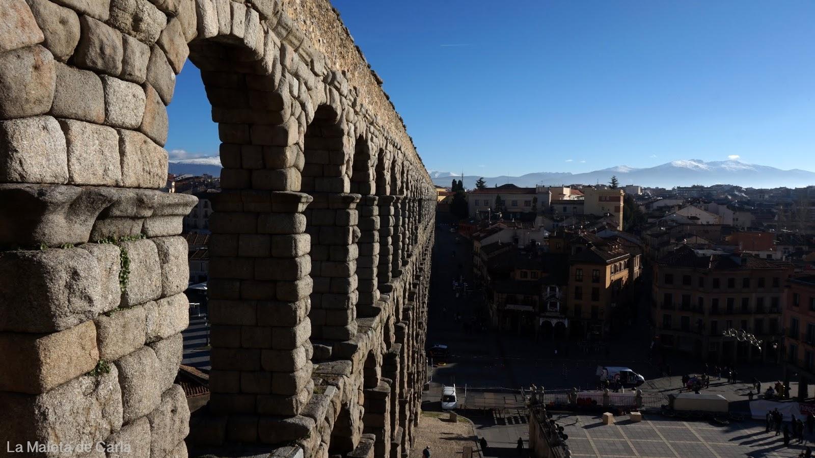 Mejores escapadas desde Madrid: Segovia
