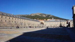 Un día en San Lorenzo del Escorial
