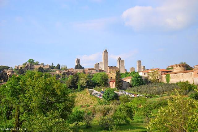 Ruta de una semana por la Toscana: San Gimignano