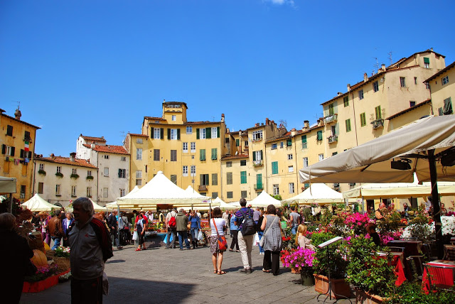 Ruta de una semana por la Toscana