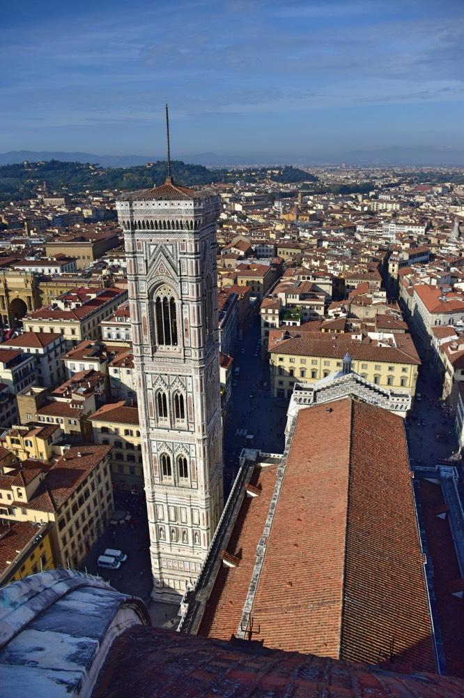 Qué hacer en Florencia: vistas desde la cúpula del Duomo