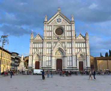 Qué hacer en Florencia: visitar la iglesia de Santa Croce