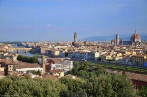 Qué hacer en Florencia: Piazzale Michelangelo