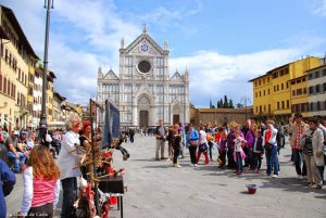 Qué hacer en Florencia: Santa Croce