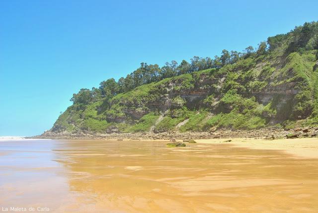 playa España Asturias
