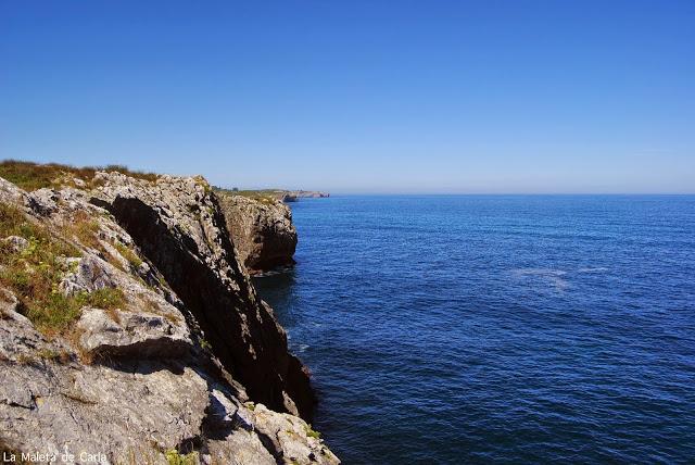 playa Gulpiyuri Asturias