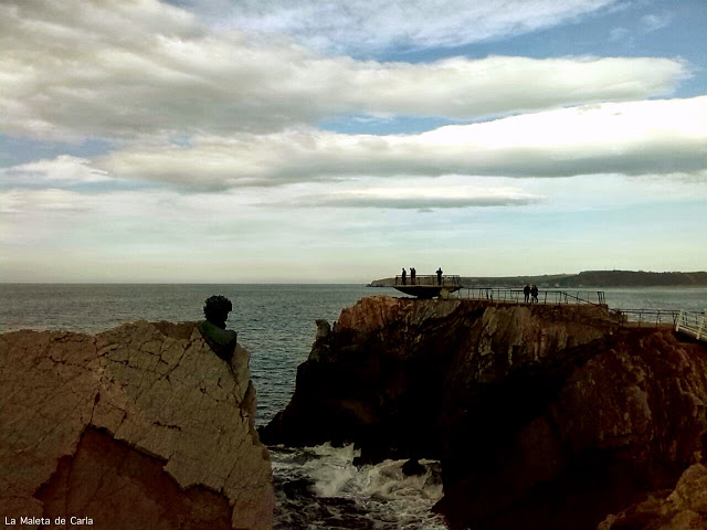 playa Salinas Avilés Asturias