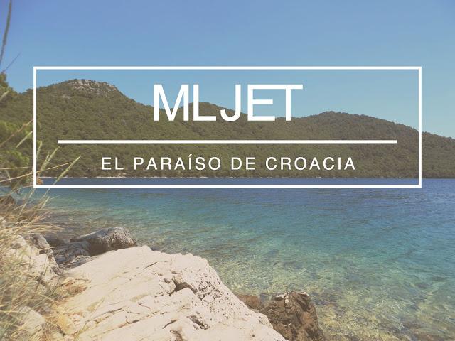 Mljet, en Croacia