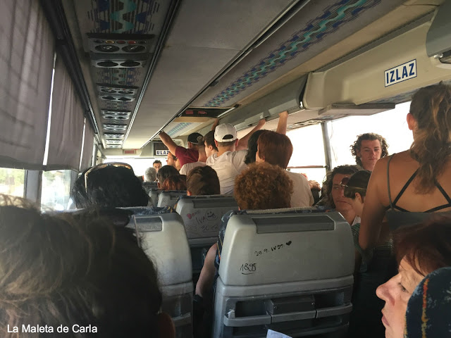 Recomendaciones para viajar a Croacia: autobuses y transportes