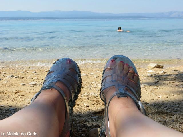 Recomendaciones para viajar a Croacia: cangrejeras