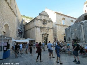 Curiosidades de Dubrovnik: iglesias