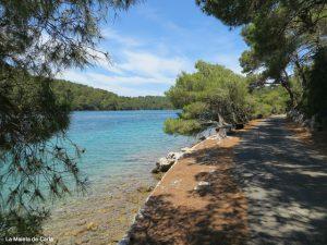 Parque Nacional de Mljet, en Croacia