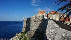 Curiosidades de Dubrovnik: la muralla de Dubrovnik