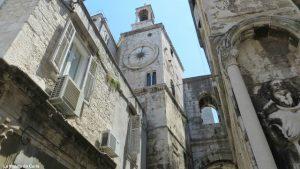 Qué ver en Split: Palacio Diocleciano