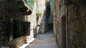 Qué ver en Split: callejear por Split al amanecer