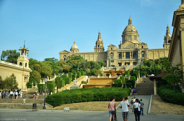 un fin de semana en Barcelona: el MNAC