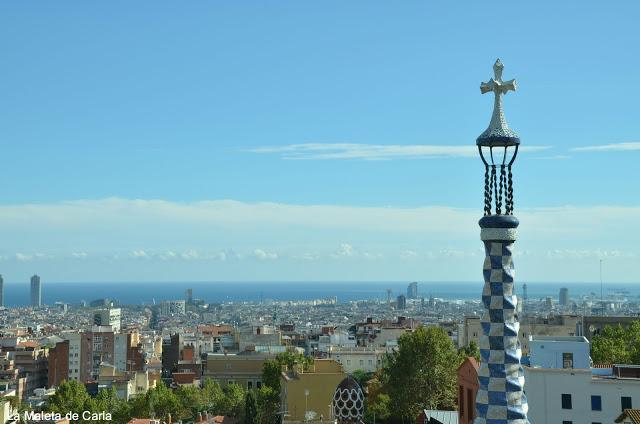un fin de semana en Barcelona: el Parque Güell