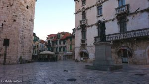 Qué ver en Split: Plaza Narodni