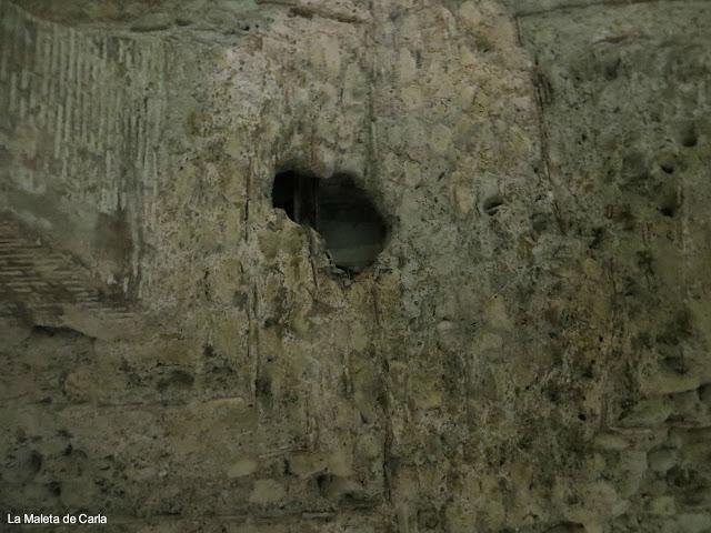 Qué ver en Split: subterráneos del Palacio
